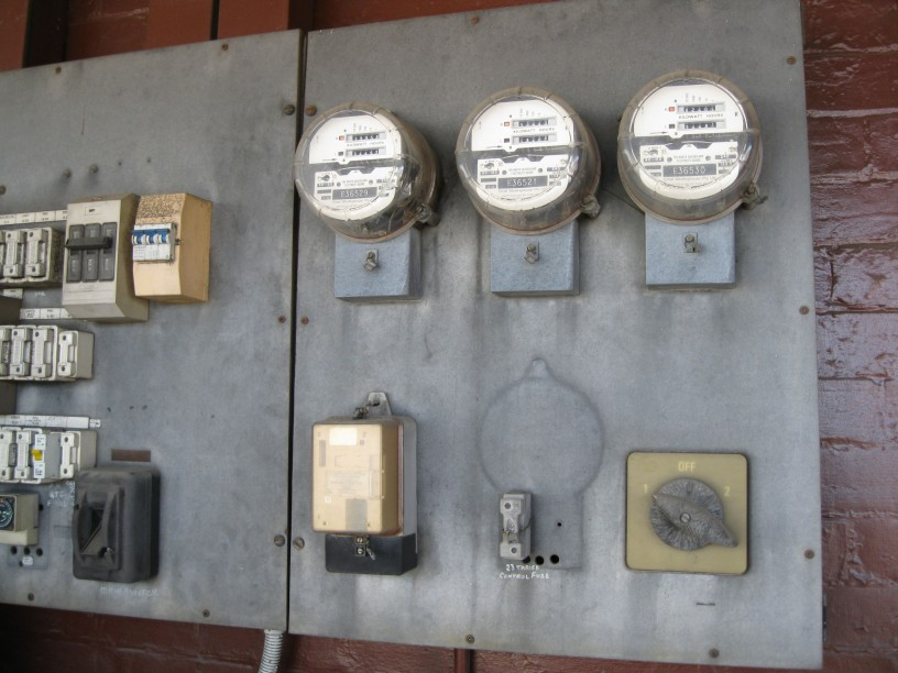 electric-meter-board
